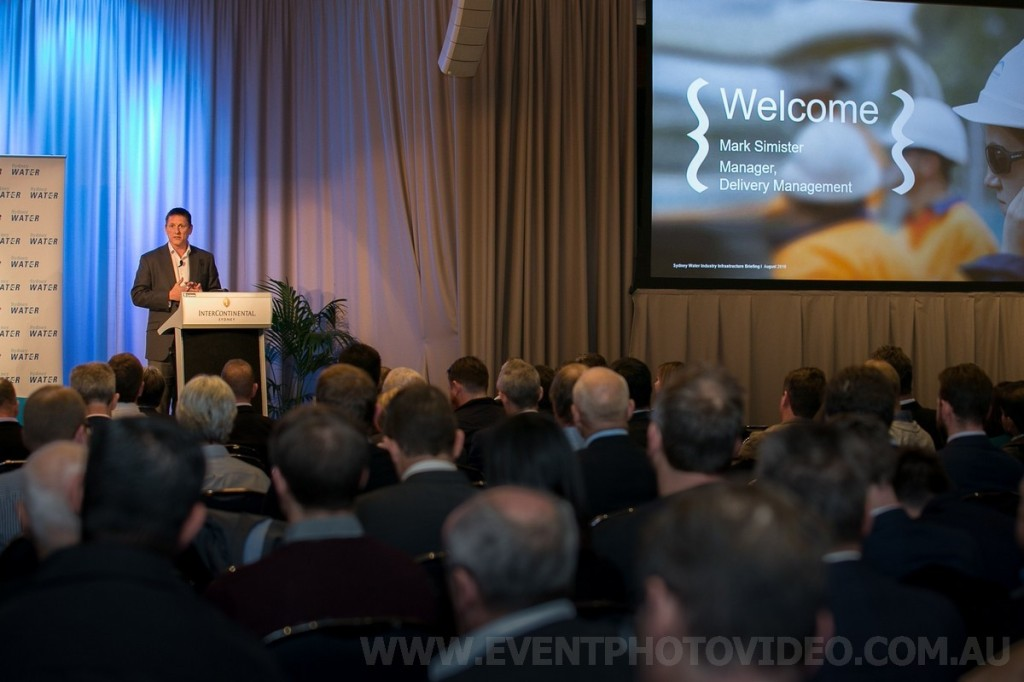 conference event photography - eventphotovideo.com.au