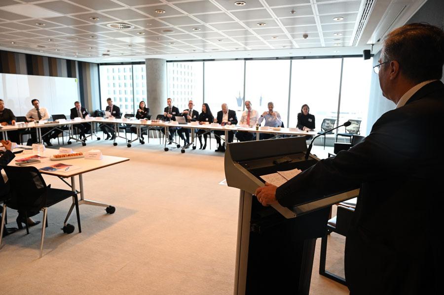 Private Infrastructure Forum - www.eventphotovideo.com.au