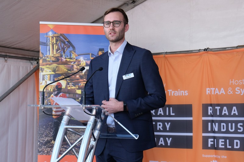 RTAA Rail Industry Field Day 2019 Event Photography - eventphotovideo.com.au