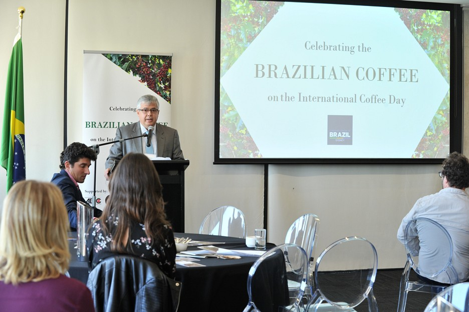 International Coffee Day 2018 Event Photography - https://eventphotovideo.com.au