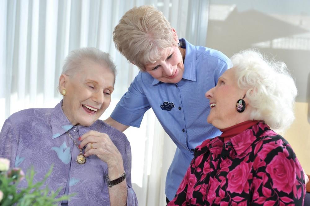 Aged care photography specialist - EventPhotoVideo.com.au