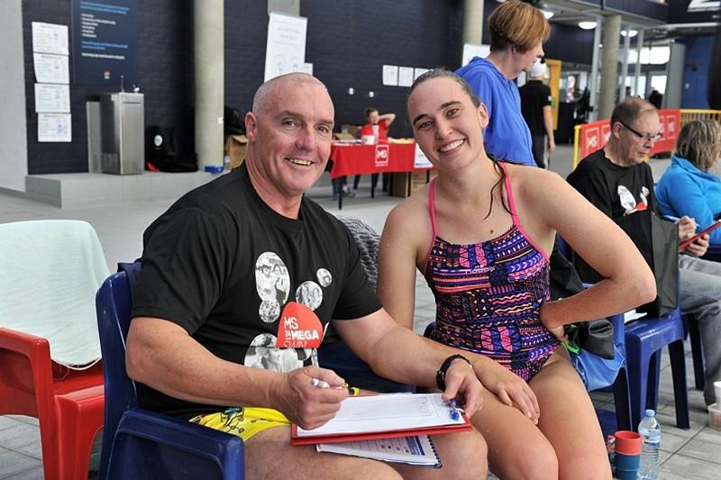 MS 24 Hour Mega Swim Canberra 2018 Event Photographer https://eventphotovideo.com.au