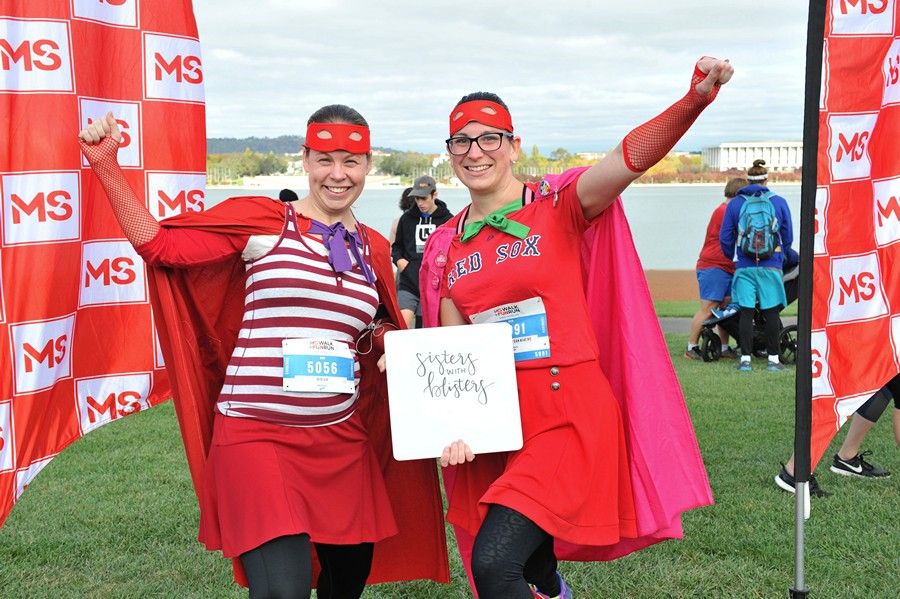 MS Walk and Fun Run 2018 Canberra Event Photography  https://eventphotovideo.com.au
