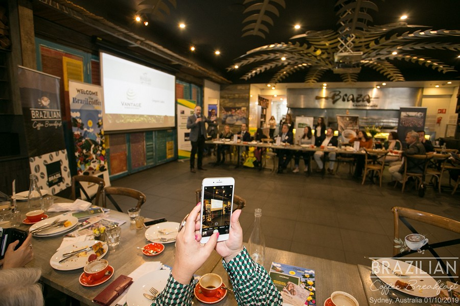 International Coffee Day 2019 Sydney Event Photographer  https://eventphotovideo.com.au